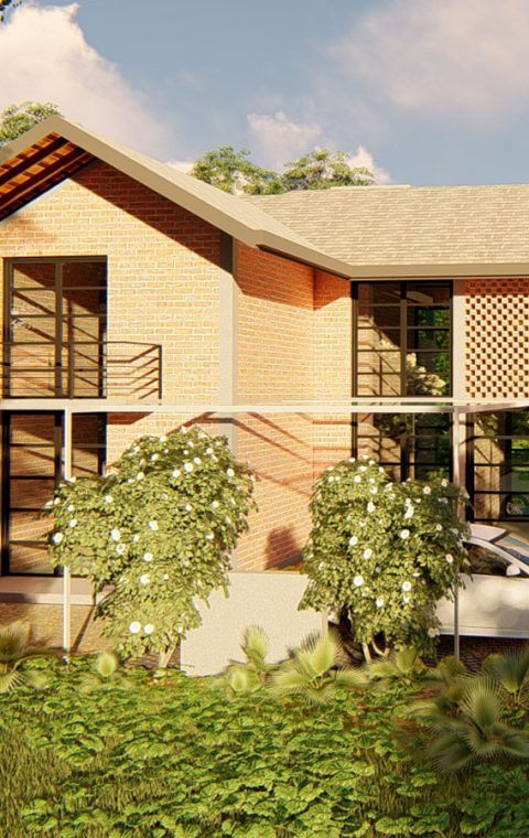 Mr. Ranuka's House at Kaduwela,Colombo - Sri Lanka
